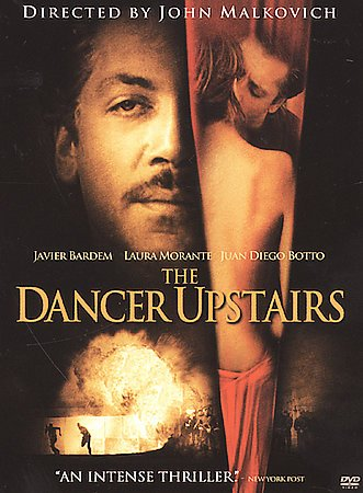 The Dancer Upstairs cover