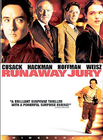Runaway Jury (Widescreen Edition) cover