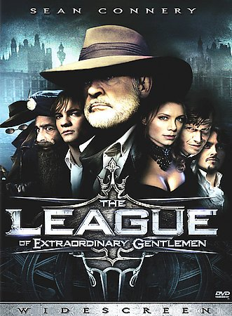 The League of Extraordinary Gentlemen (Widescreen Edition) cover