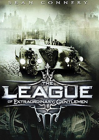 The League of Extraordinary Gentlemen (Full Screen Edition) cover