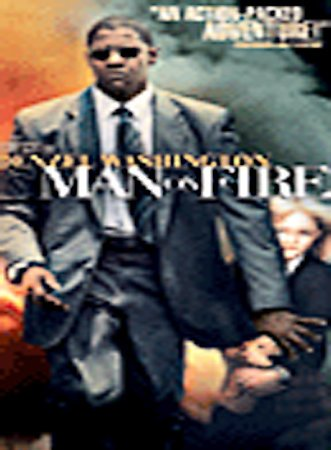 Man On Fire (Widescreen) cover