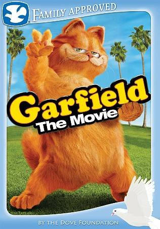 Garfield - The Movie cover
