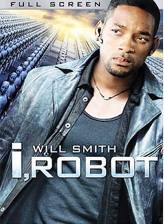 I, Robot (Full Screen Edition) cover