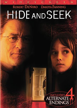 Hide and Seek (Widescreen Edition) cover