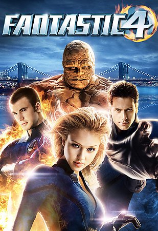 Fantastic Four (Widescreen Edition) cover