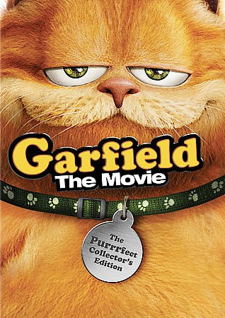 Garfield: The Movie - The Purrrfect Collector's Edition cover