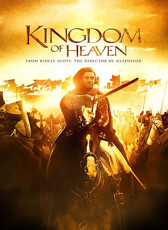 Kingdom of Heaven (2-Disc Full-Screen Edition) cover