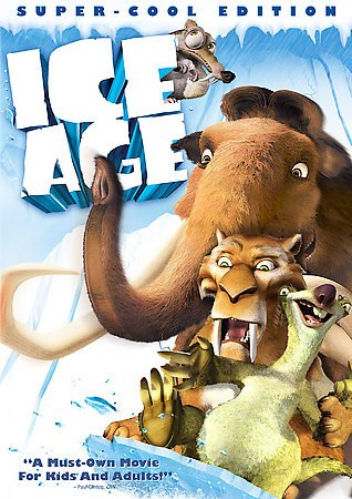 Ice Age - Super Cool Edition cover