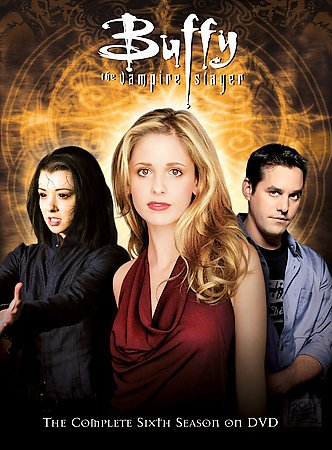 Buffy the Vampire Slayer  - The Complete Sixth Season (Slim Set) cover