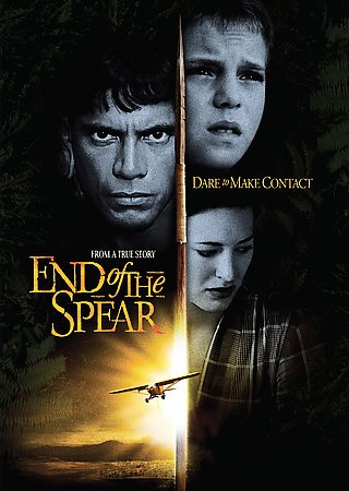 End of the Spear cover