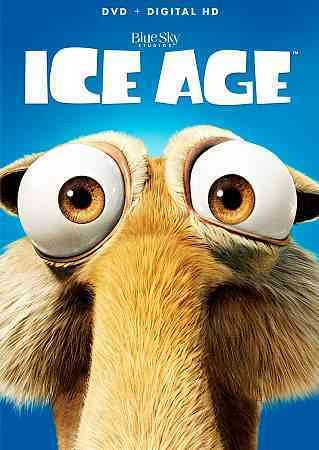 Ice Age Family Icons cover