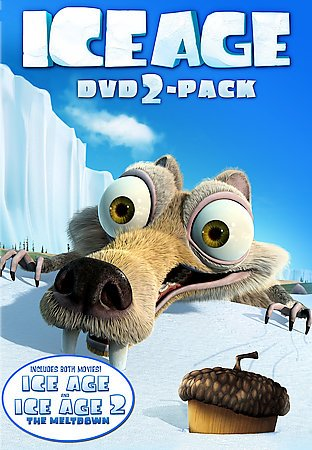 The Ice Age Collection (Ice Age/ Ice Age: The Meltdown) - Full Screen Editions cover
