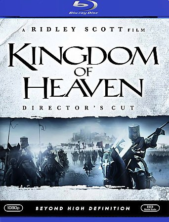 Kingdom of Heaven (Director's Cut) [Blu-ray] cover
