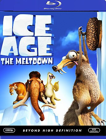 Ice Age: The Meltdown [Blu-ray] cover