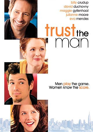 Trust the Man cover