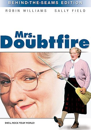 Mrs. Doubtfire (Behind-the-Seams Edition) cover
