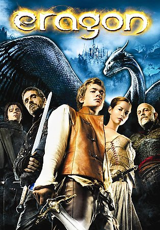 Eragon (Widescreen Edition) cover