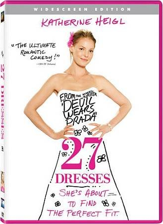 27 Dresses (Widescreen Edition) cover