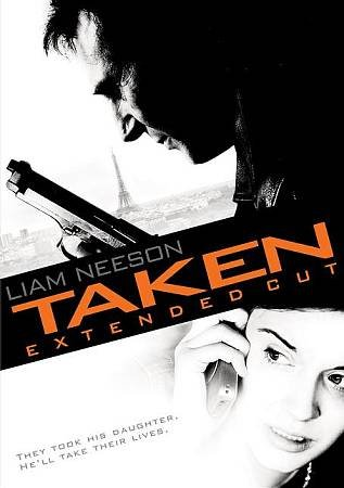 Taken (Single-Disc Extended Edition) cover