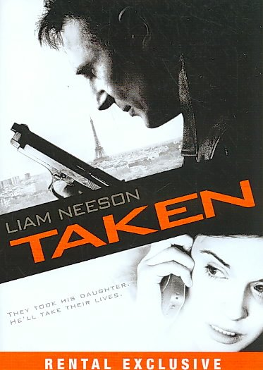 Taken (Rental Ready) [DVD] [2008]