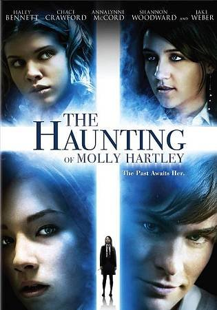 Haunting of Molly Hartley cover