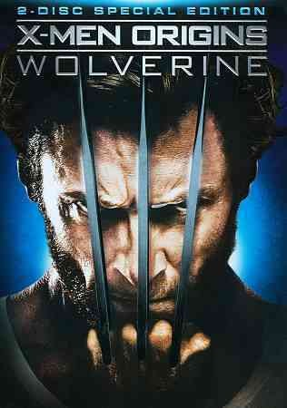 X-Men Origins: Wolverine (Two-Disc Special Edition) cover