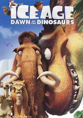 Ice Age: Dawn of the Dinosaurs cover