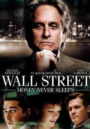 Wall Street: Money Never Sleeps cover