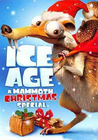 Ice Age: A Mammoth Christmas Special cover