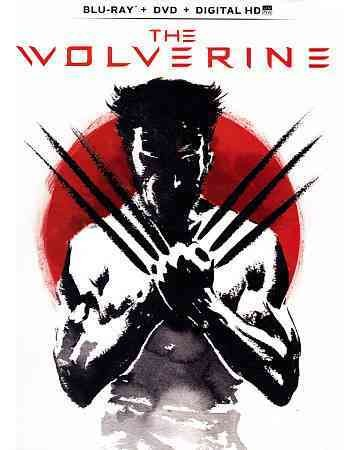 The Wolverine (Blu-ray + DVD + Digital HD with UltraViolet) cover