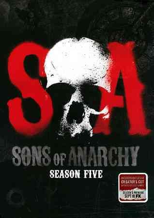 Sons of Anarchy: Season 5 cover
