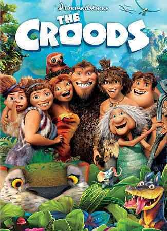 The Croods cover