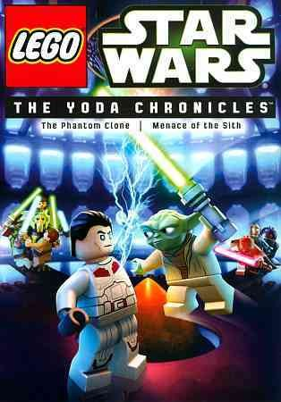 LEGO Star Wars: The Yoda Chronicles cover