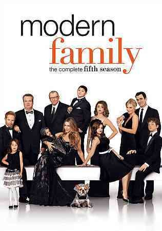 Modern Family: The Complete Fifth Season cover