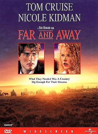 Far and Away cover