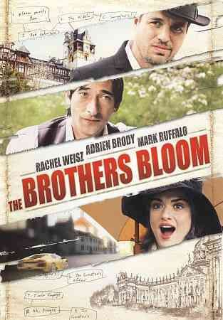 The Brothers Bloom [DVD] cover