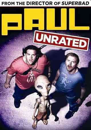 Paul (Unrated & Theatrical Versions) cover