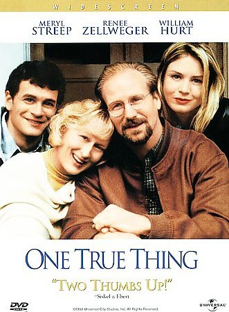 ONE TRUE THING cover