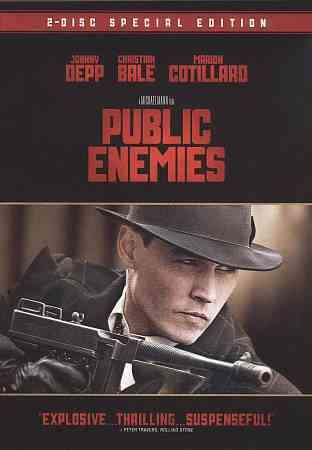 Public Enemies (Two-Disc Special Edition) cover