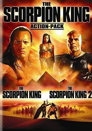 The Scorpion King Action Pack cover