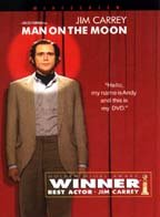 Man on the Moon (DVD, 2000, Widescreen) Jim Carrey Brand New cover