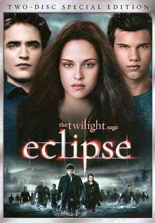 The Twilight Saga: Eclipse (Two-Disc Special Edition) cover