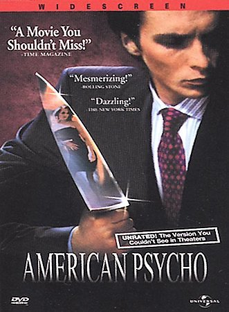 American Psycho (Unrated Version) cover