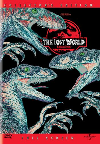 The Lost World - Jurassic Park (Full-Screen Collector's Edition) cover