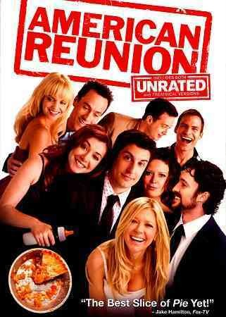 American Reunion (Unrated) cover