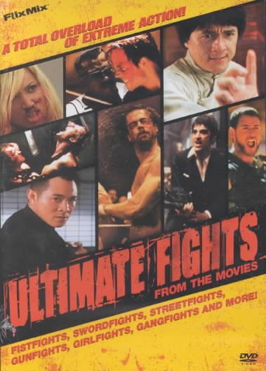 Ultimate Fights, Vol. 2 cover