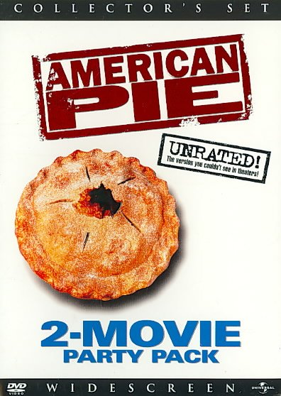 American Pie/American Pie 2 (Unrated/ Widescreen) cover