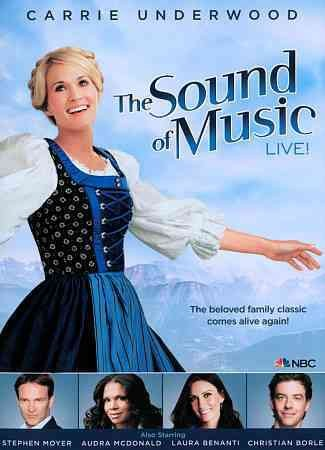 The Sound of Music Live! cover