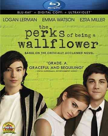 The Perks of Being a Wallflower (Blu-ray + Digital Copy + UltraViolet) cover