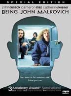 Being John Malkovich cover